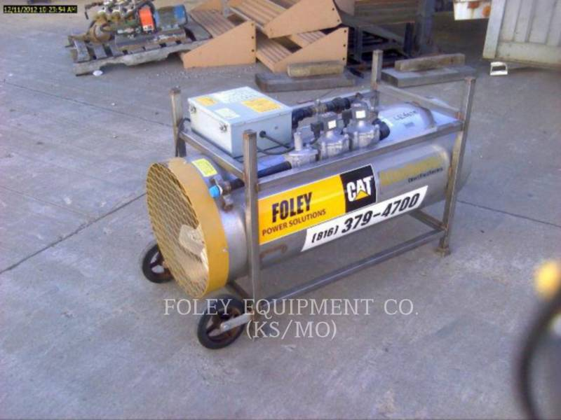 OHIO CAT MANUFACTURING TEMPERATURREGELUNG HEATG700K equipment  photo 2