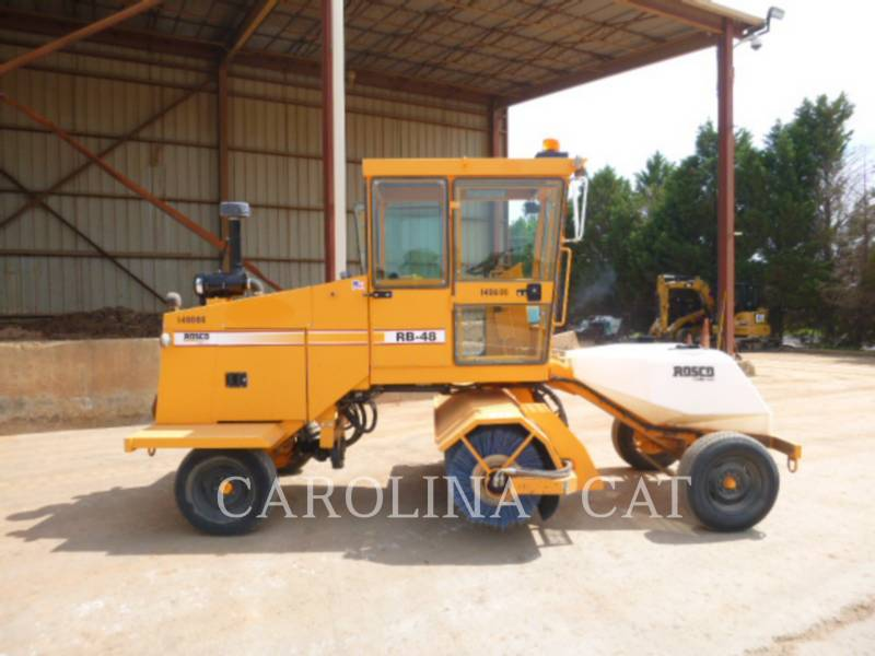 ROSCO ROAD BROOMS RB48 equipment  photo 1