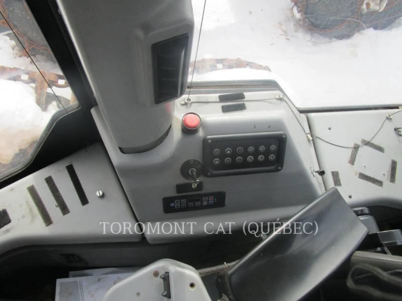 CATERPILLAR FORESTAL - TRANSPORTADOR DE TRONCOS 584HD equipment  photo 9