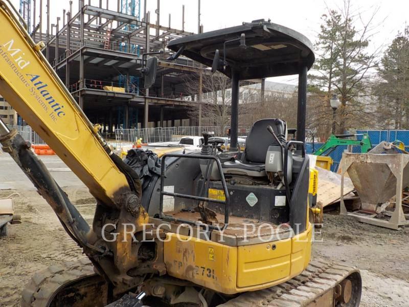 CATERPILLAR TRACK EXCAVATORS 304C CR equipment  photo 2