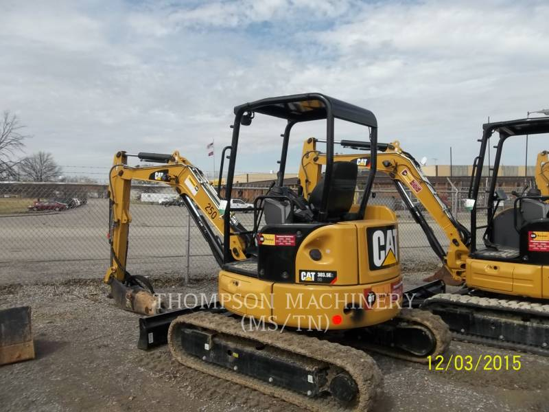 CATERPILLAR ESCAVADEIRAS 303.5E2 equipment  photo 3