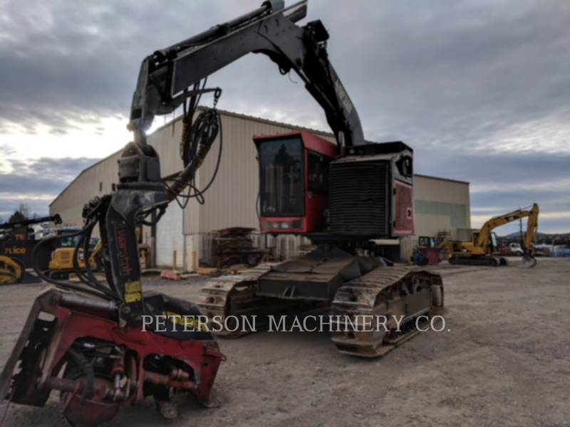TIMBCO FORESTRY - FELLER BUNCHERS 445EXL equipment  photo 1