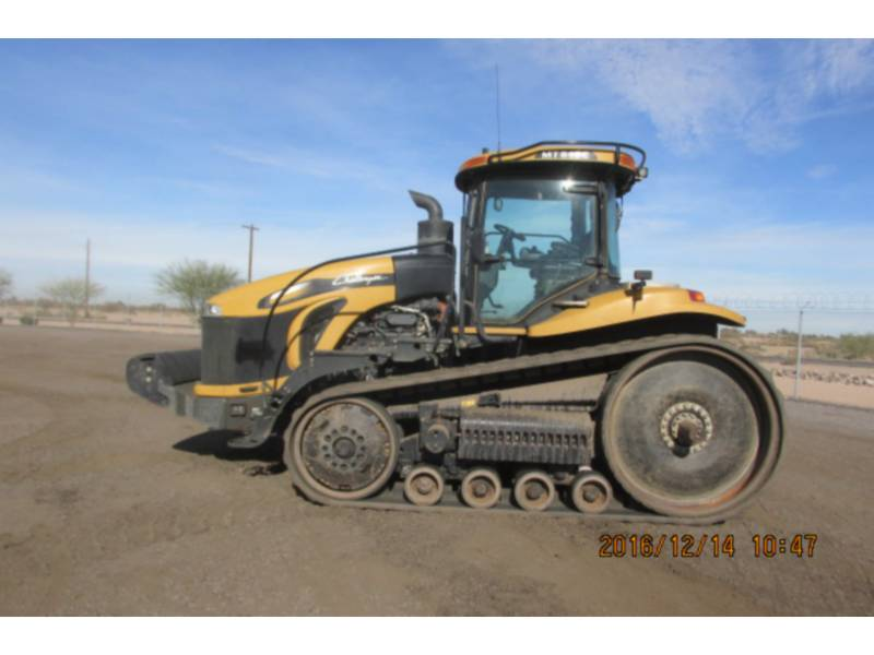 AGCO-CHALLENGER TRACTORES AGRÍCOLAS MT845E equipment  photo 7