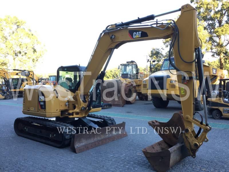 CATERPILLAR PELLES SUR CHAINES 308E2CRSB equipment  photo 2