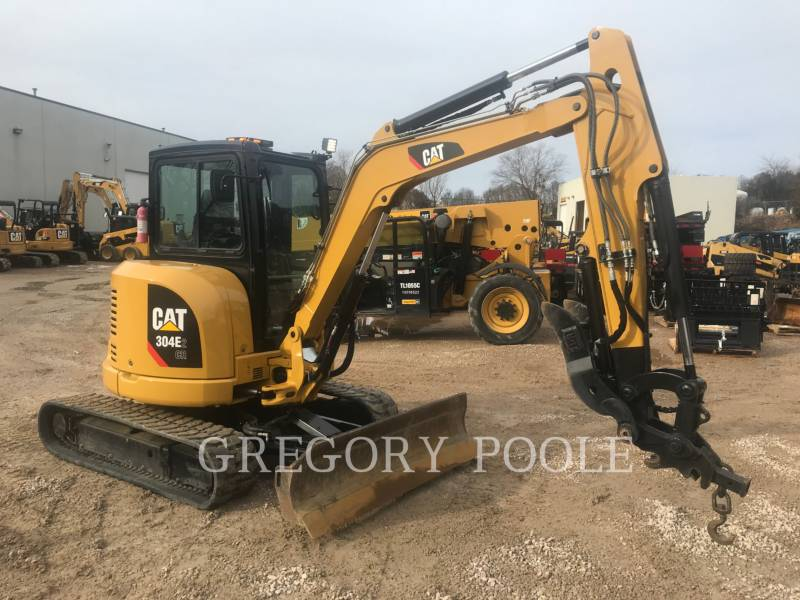 CATERPILLAR PELLES SUR CHAINES 304E2 CR equipment  photo 5