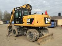 CATERPILLAR ESCAVADEIRAS DE RODAS M315D equipment  photo 2