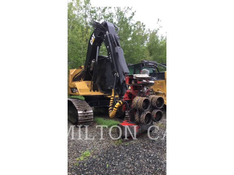 CATERPILLAR FORESTRY - HARVESTER 501 HD equipment  photo 1