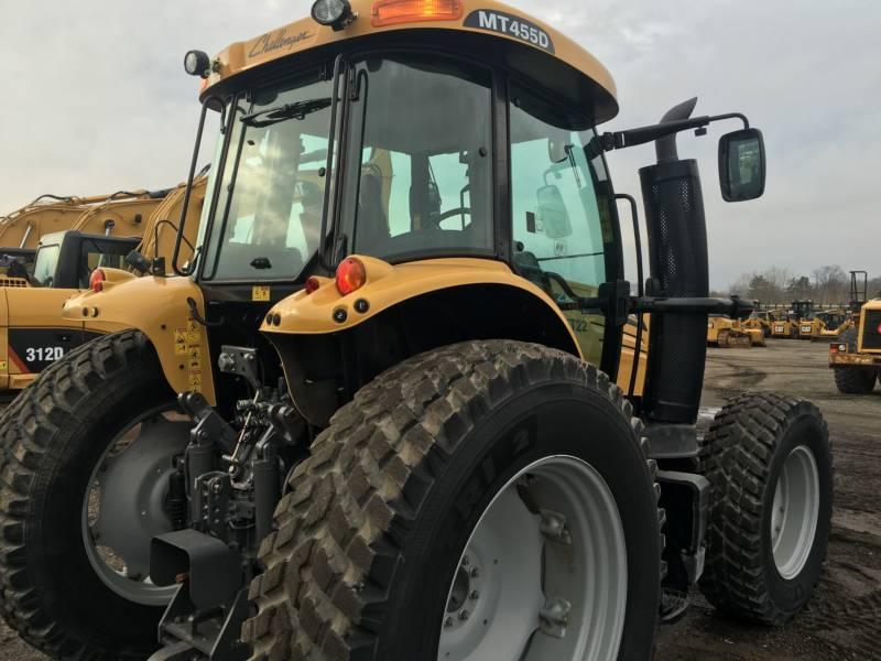 CHALLENGER AG TRACTORS MT455D equipment  photo 8