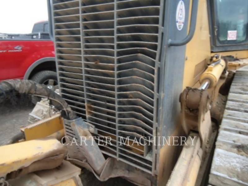 DEERE & CO. KETTENDOZER DER 700J equipment  photo 10
