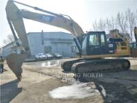 CATERPILLAR KETTEN-HYDRAULIKBAGGER 326D2L equipment  photo 8