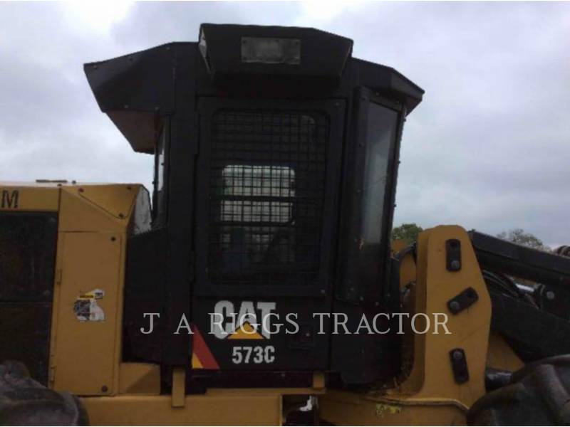CATERPILLAR FORESTRY - FELLER BUNCHERS - WHEEL 573C equipment  photo 20