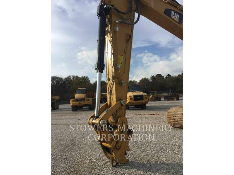 CATERPILLAR KETTEN-HYDRAULIKBAGGER 349F equipment  photo 6