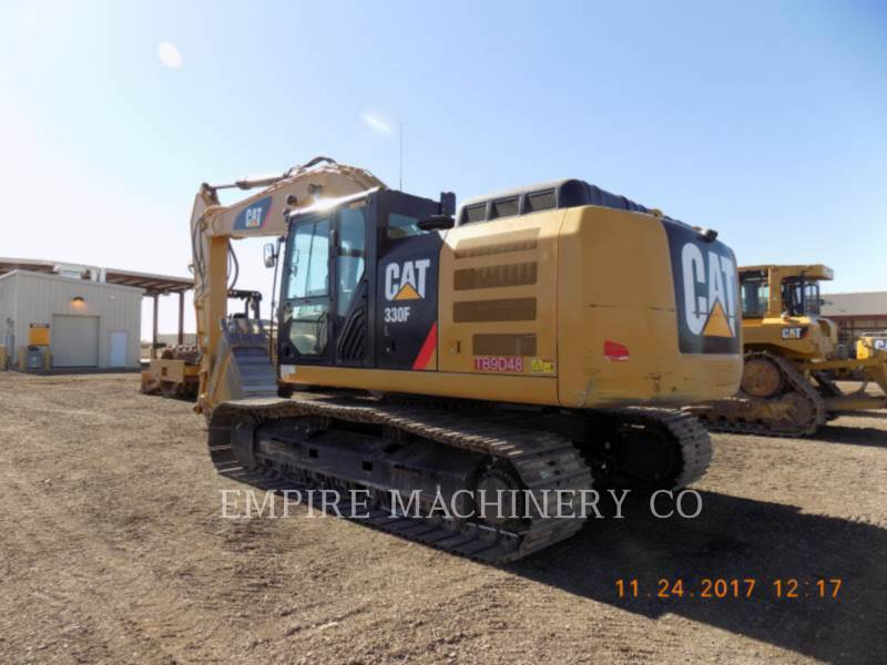 CATERPILLAR ESCAVATORI CINGOLATI 330FL    P equipment  photo 3