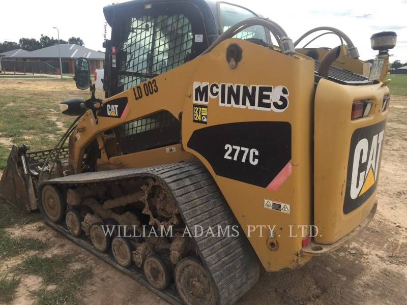 CATERPILLAR SKID STEER LOADERS 277C equipment  photo 1