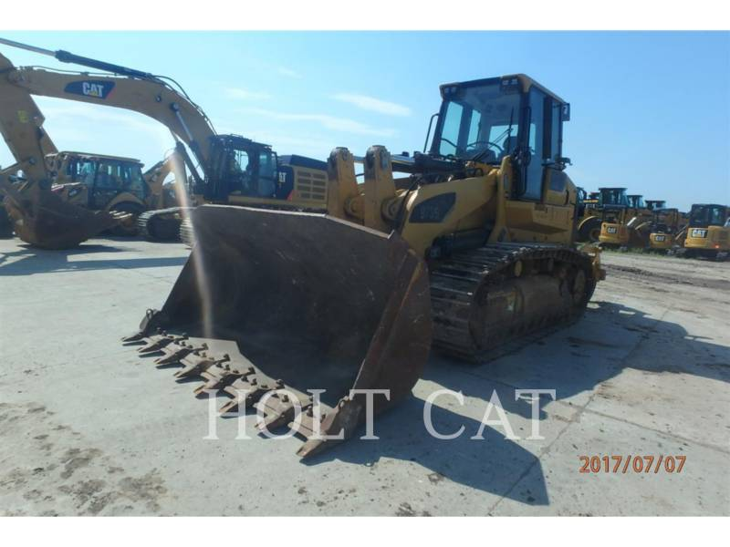 CATERPILLAR TRACK LOADERS 973D equipment  photo 1