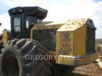 CATERPILLAR FORESTRY - FELLER BUNCHERS - WHEEL 573 equipment  photo 13