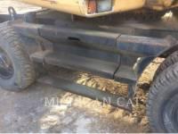 CATERPILLAR WHEEL EXCAVATORS M318 equipment  photo 10