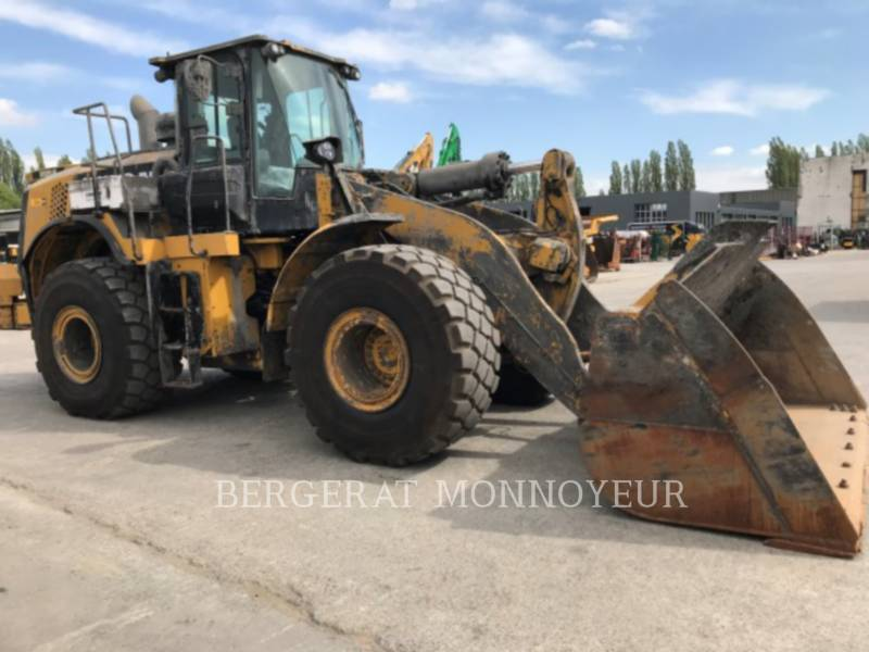 CATERPILLAR WHEEL LOADERS/INTEGRATED TOOLCARRIERS 972MXE equipment  photo 3