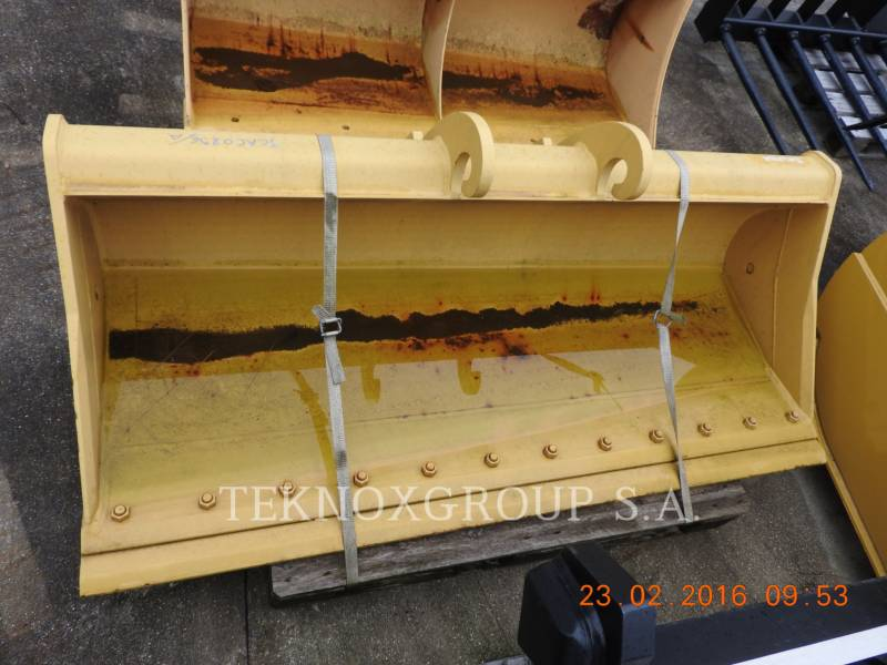 CATERPILLAR WT - GODET BUCKET DC1800 FOR USE ON 307/308 equipment  photo 3