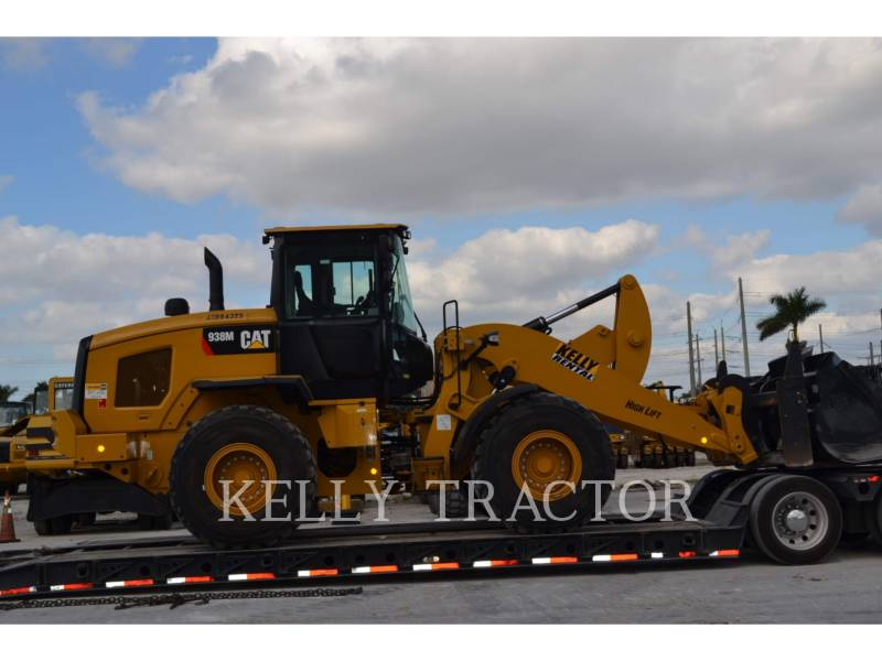 CATERPILLAR WHEEL LOADERS/INTEGRATED TOOLCARRIERS 938 M HIGH LIFT equipment  photo 1