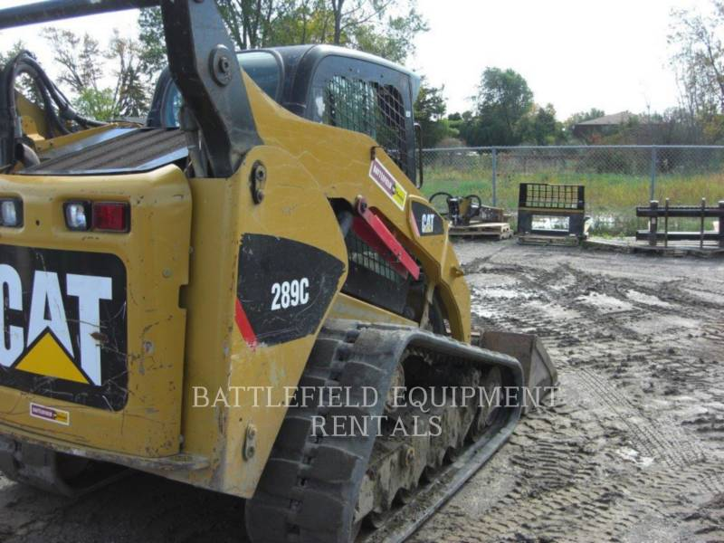 CATERPILLAR 多様地形対応ローダ 289C equipment  photo 6