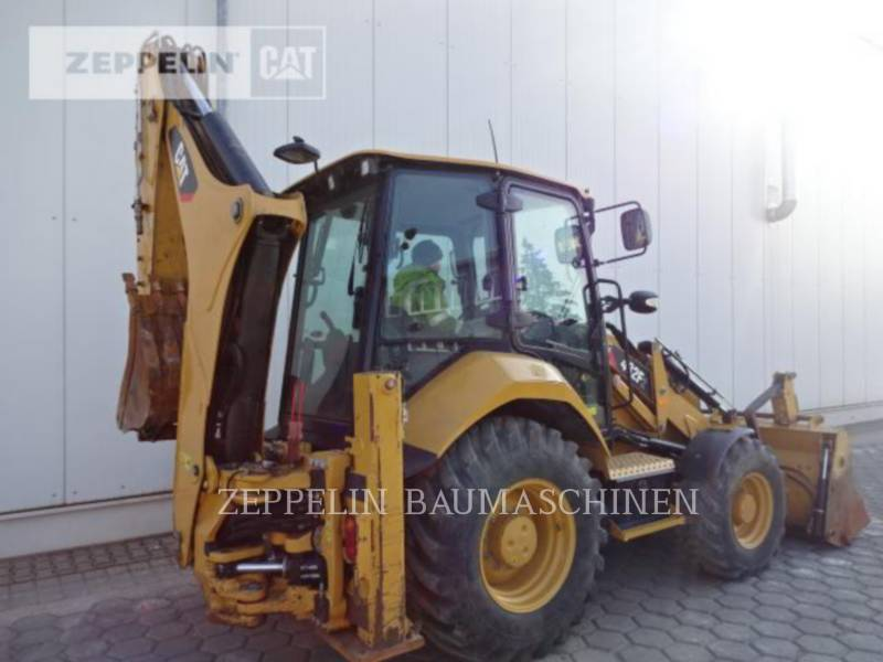 CATERPILLAR KOPARKO-ŁADOWARKI 432F equipment  photo 4