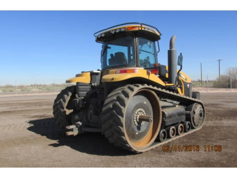 AGCO-CHALLENGER 農業用トラクタ MT855C equipment  photo 3