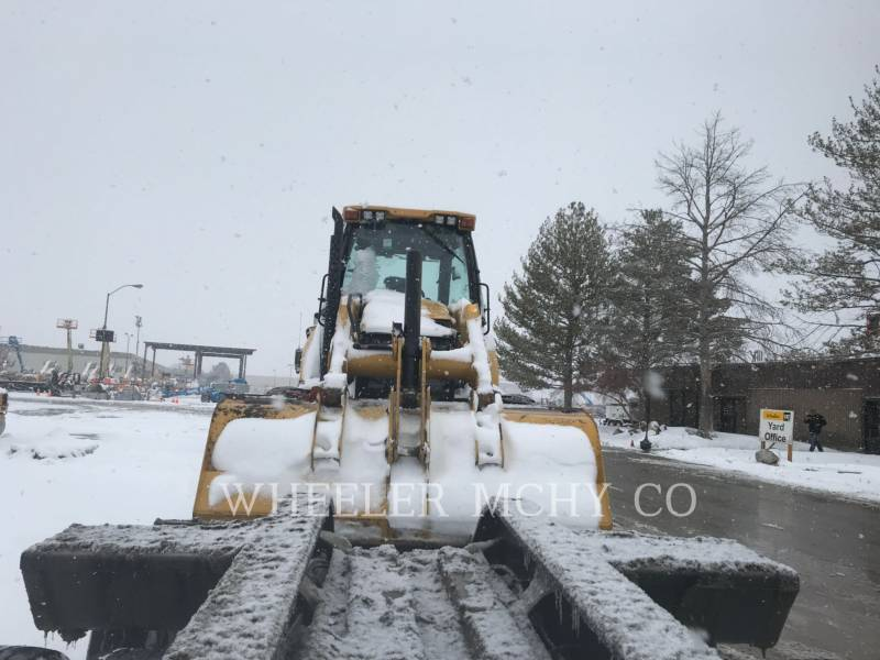 CATERPILLAR BACKHOE LOADERS 420F E equipment  photo 6