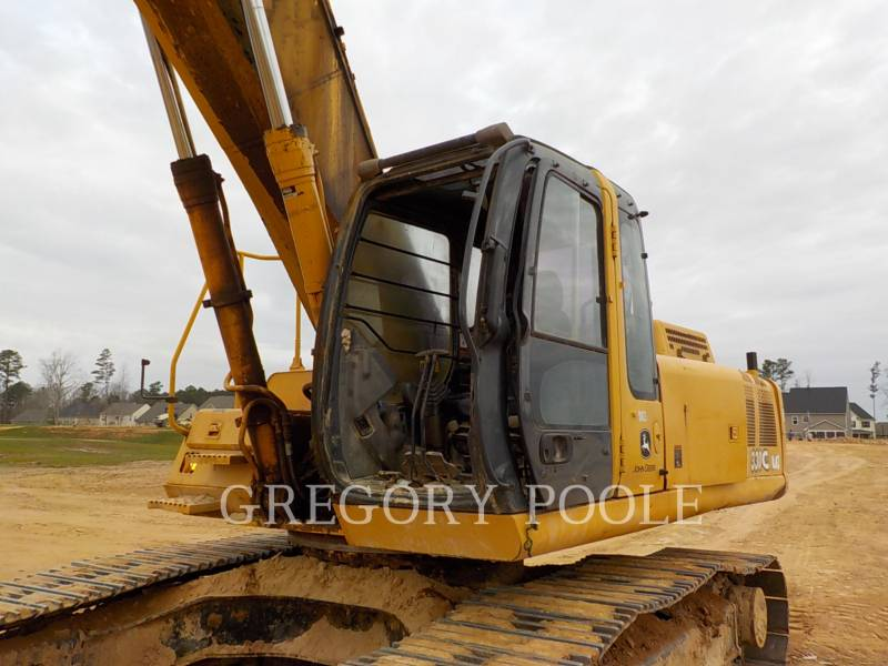 JOHN DEERE EXCAVADORAS DE CADENAS 330C LC equipment  photo 2