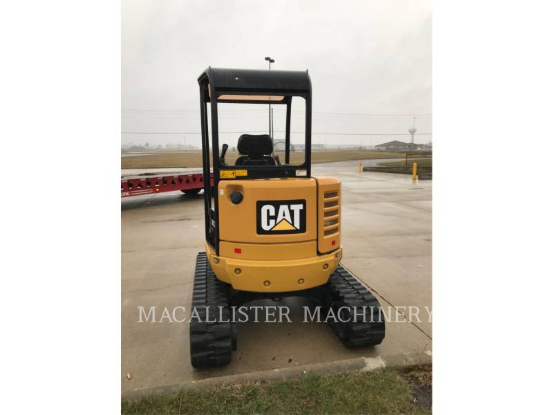 CATERPILLAR トラック油圧ショベル 302.7DCR equipment  photo 3