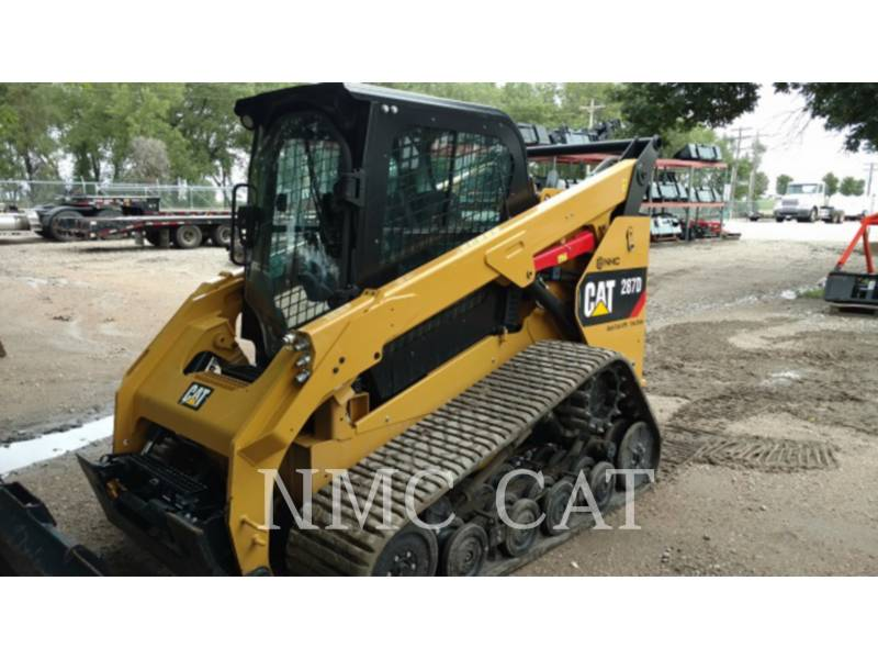 CATERPILLAR CARGADORES MULTITERRENO 287D equipment  photo 1