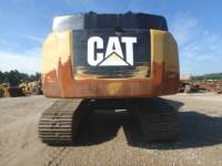 CATERPILLAR TRACK EXCAVATORS 349ELVG equipment  photo 3
