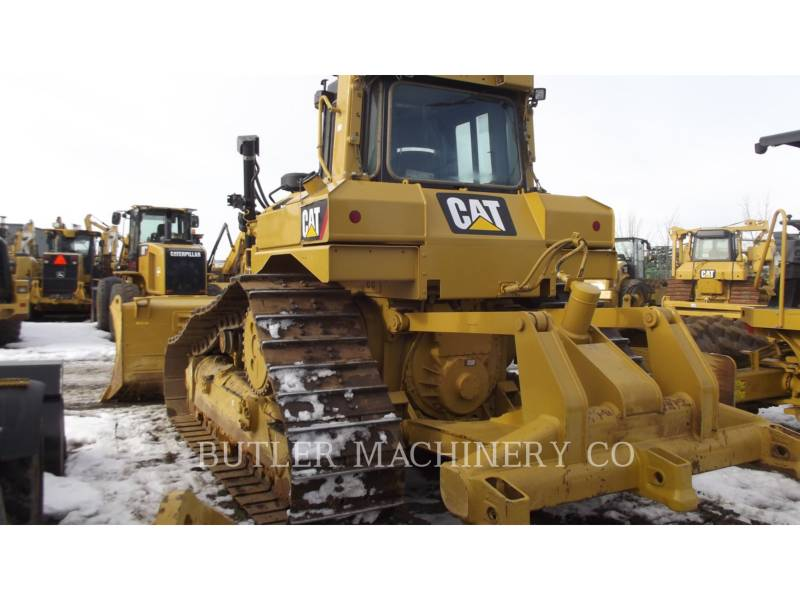 CATERPILLAR TRACK TYPE TRACTORS D 6 T XW VPAT equipment  photo 3