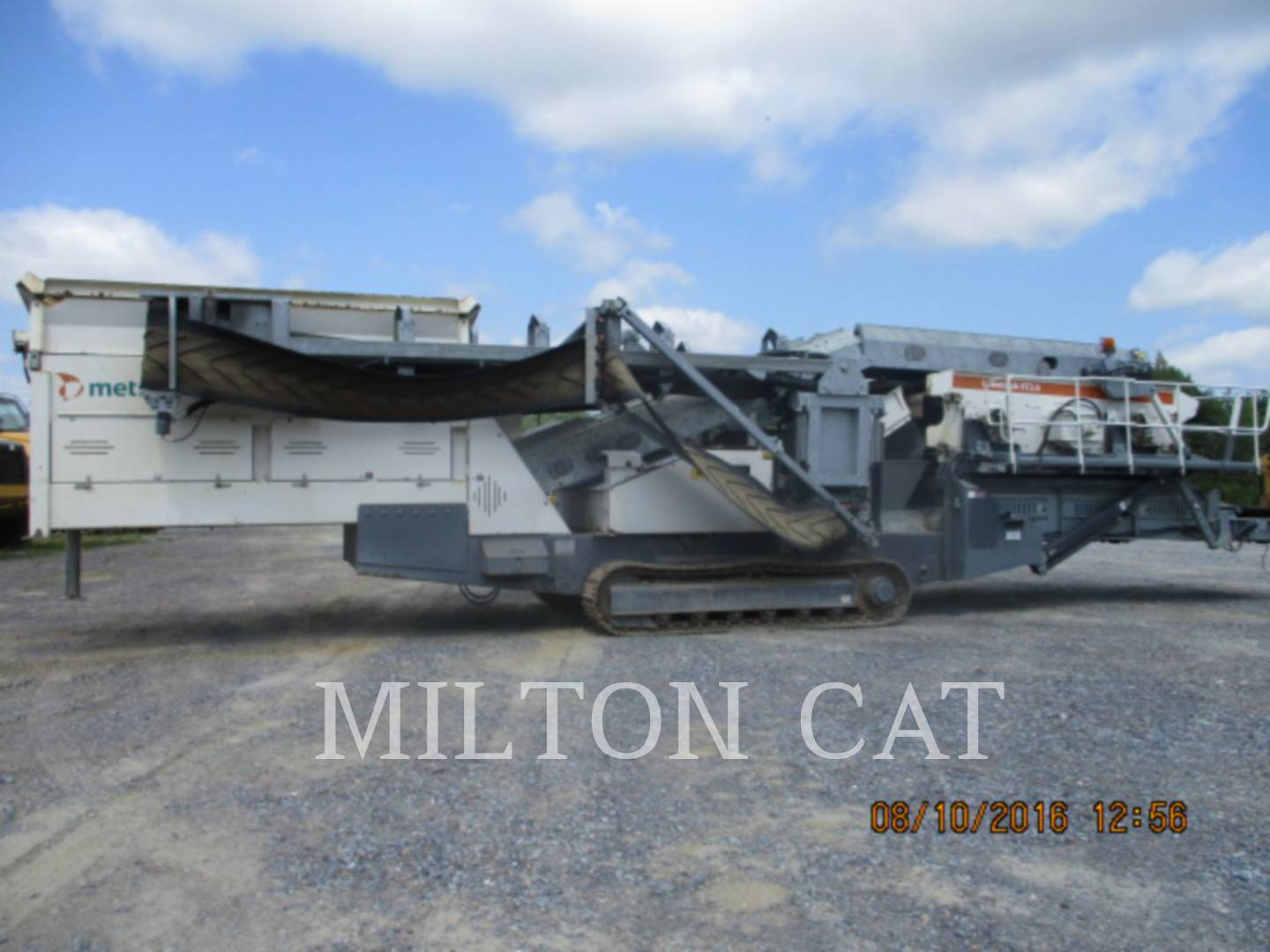 Detail photo of 2012 Metso ST3.5 from Construction Equipment Guide