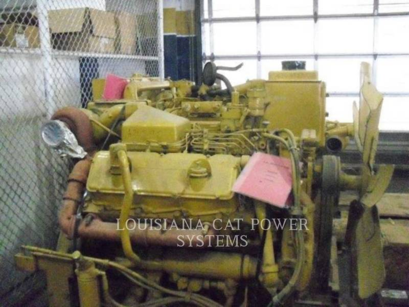 CATERPILLAR SECTEUR INDUSTRIEL (OBS) 3408 IND equipment  photo 2