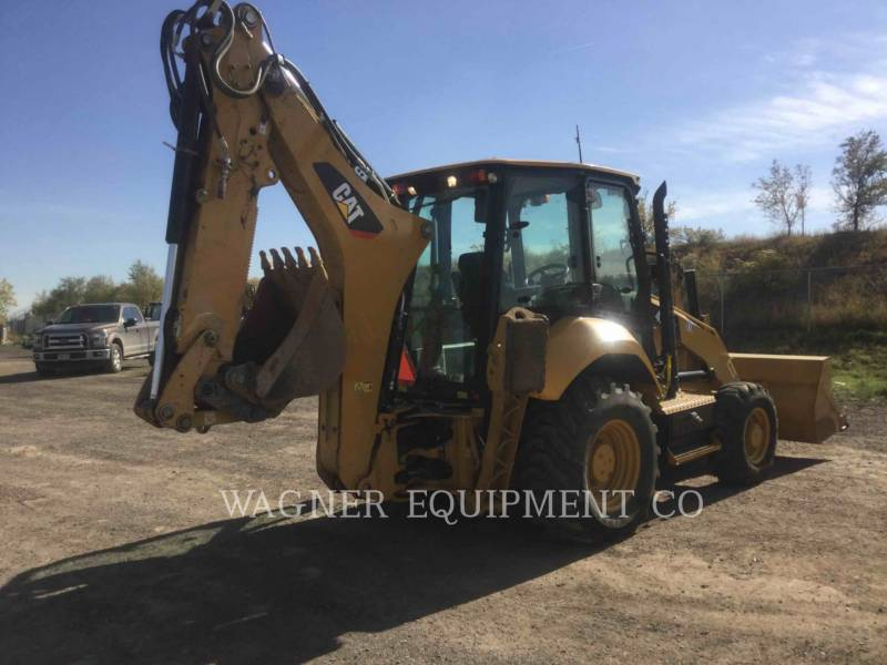 CATERPILLAR RETROEXCAVADORAS CARGADORAS 420F2 4WDE equipment  photo 3