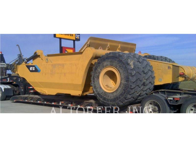 MOBILE TRACK SOLUTIONS WHEEL TRACTOR SCRAPERS MT30 equipment  photo 2