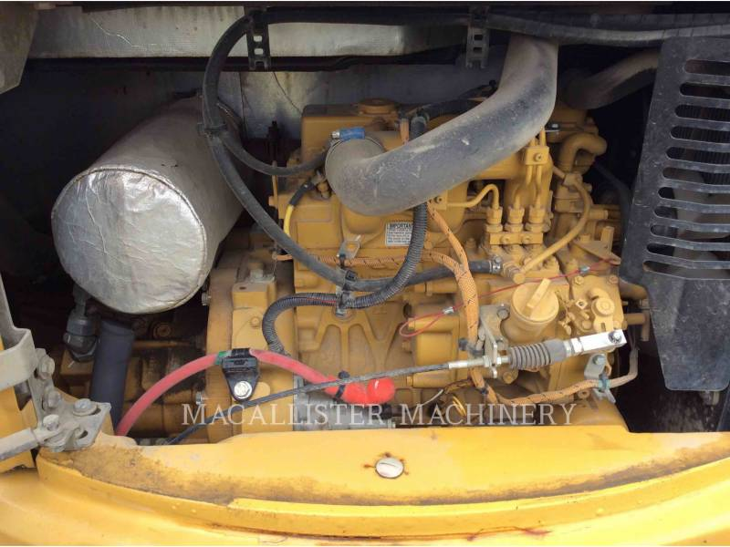 CATERPILLAR EXCAVADORAS DE CADENAS 303.5 E equipment  photo 9