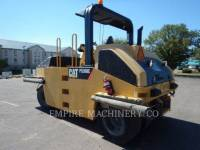 CATERPILLAR PNEUMATIC TIRED COMPACTORS PS360C equipment  photo 3