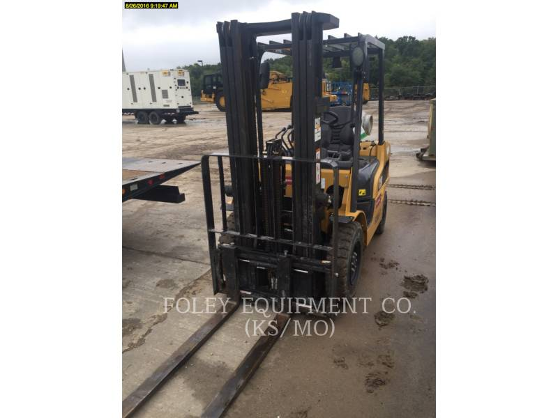CATERPILLAR MATERIAL HANDLERS / DEMOLITION P5000 equipment  photo 2