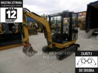Caterpillar EXCAVATOARE PE ŞENILE 301.8C equipment  photo 1