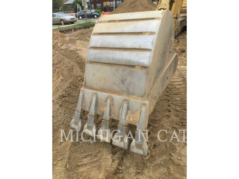 CATERPILLAR TRACK EXCAVATORS 322BL equipment  photo 12