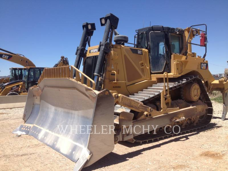 CATERPILLAR ГУСЕНИЧНЫЕ ТРАКТОРЫ D8T SU ARO equipment  photo 2
