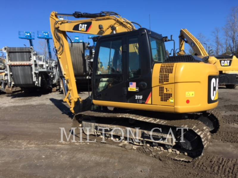 CATERPILLAR TRACK EXCAVATORS 311F L RR equipment  photo 3
