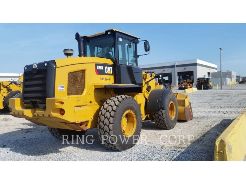 CATERPILLAR WHEEL LOADERS/INTEGRATED TOOLCARRIERS 938KQC equipment  photo 4