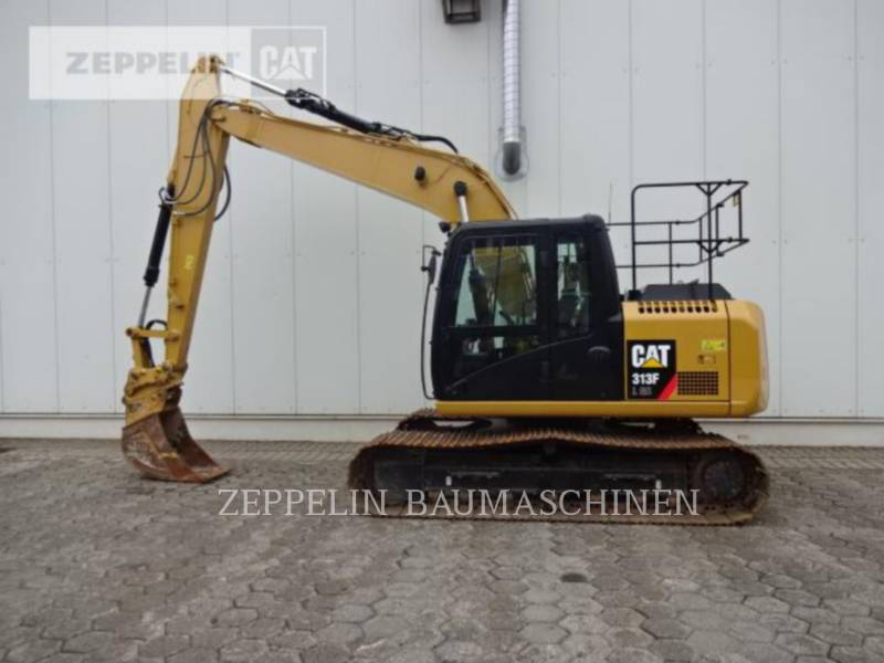 CATERPILLAR PELLES SUR CHAINES 313FLGC equipment  photo 2