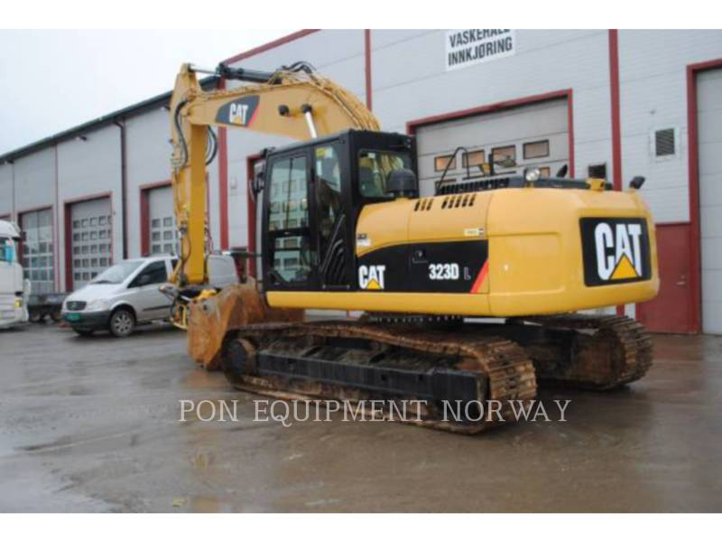 CATERPILLAR EXCAVADORAS DE CADENAS 323DL equipment  photo 3