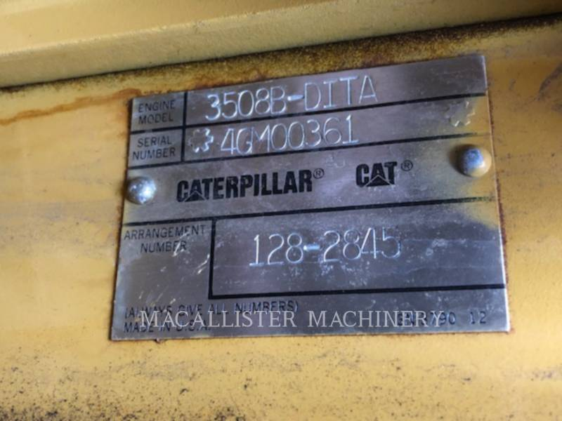 CATERPILLAR STATIONARY GENERATOR SETS 3508 equipment  photo 10