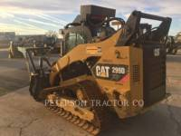 CATERPILLAR DELTALADER 299D XHP equipment  photo 4