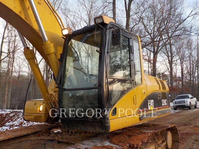 CATERPILLAR ESCAVADEIRAS 320CL equipment  photo 2